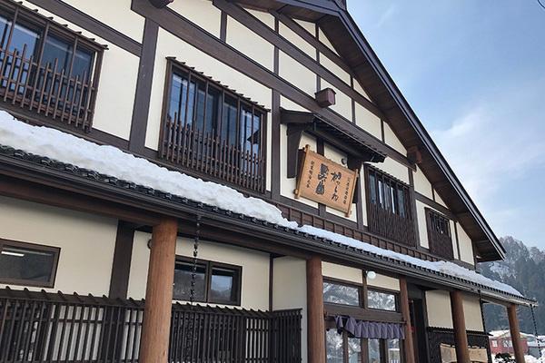 渡辺酒造店外観